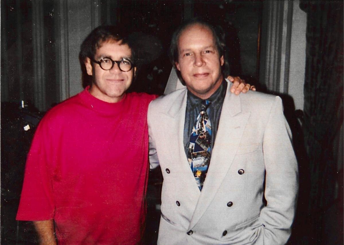 Elton John, Mark Scheerer