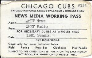 Cubs pass